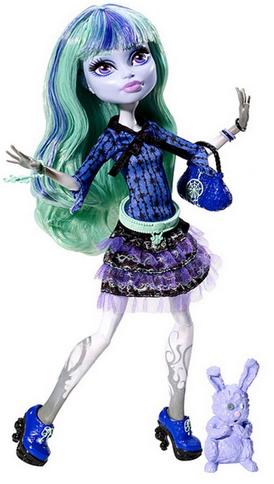Twyla Monster High Doll