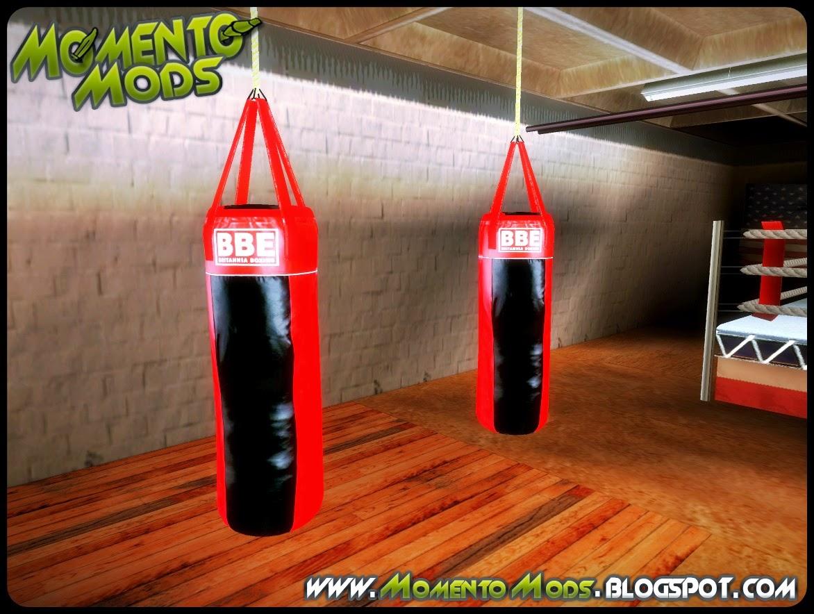 GTA SA - Gym Update (Atualização Das Academias)