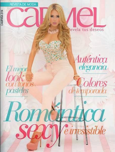 catalogo carmel campaña 3 2014 moda