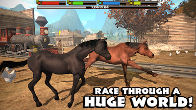Ultimate Horse Simulator v1 APK-Screenshot-1