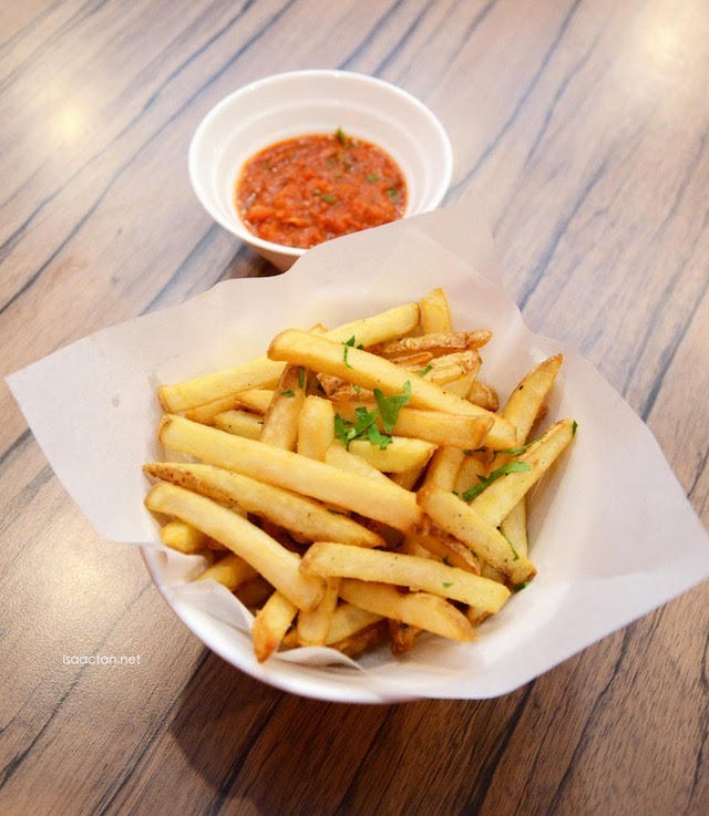 Premium French Fries - RM6.80