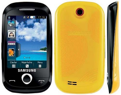 Samsung S3850 Corby II Mobile Phone Review