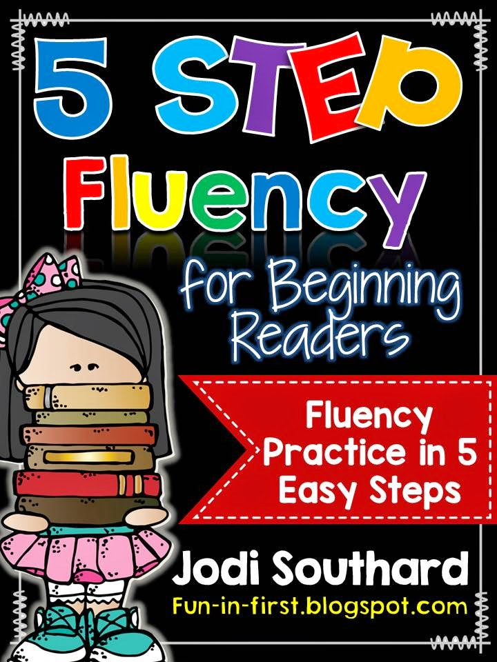 https://www.teacherspayteachers.com/Product/5-Step-Fluency-for-Beginning-Readers-1753749