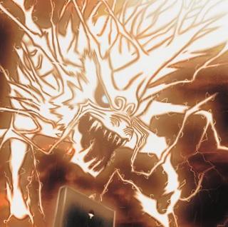 Sasuke's Kirin, ultimate lightning attack