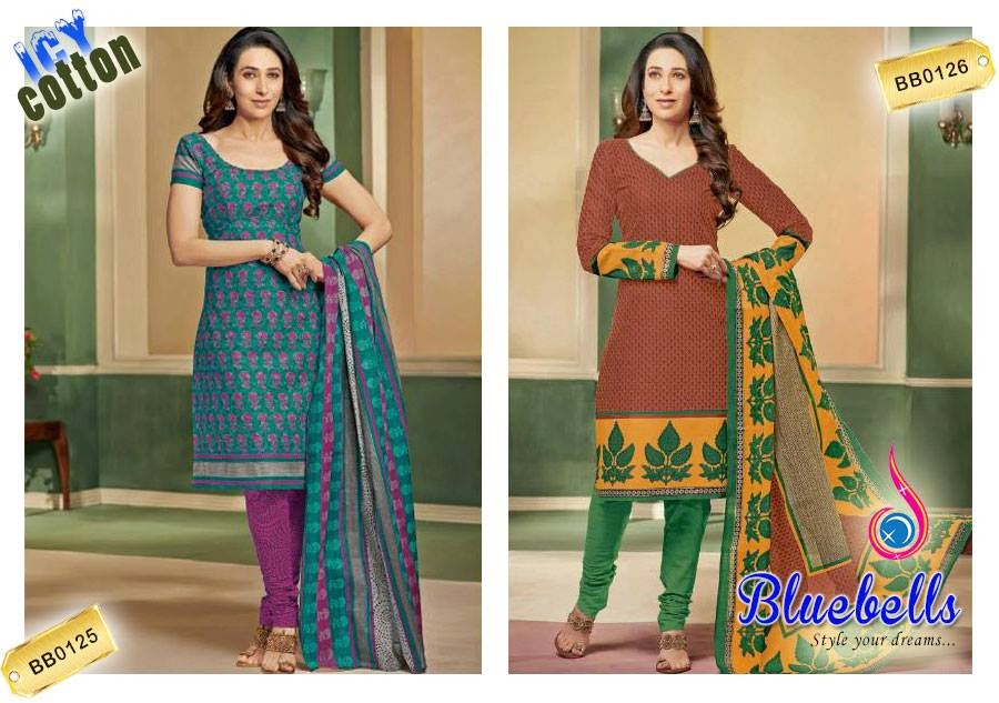 Bollywood actress Karishma Kapoor summer lawn collection