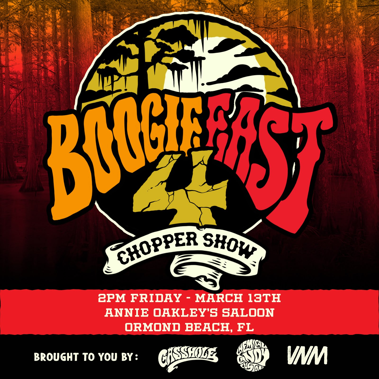 Boogie East Chopper Show 4