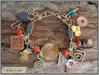 Fall earthbound bracelet