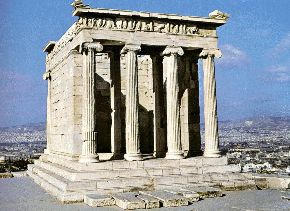 Masarte ejemplo de comentario de obra de arte el templo for Cuanto esta el marmol