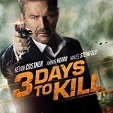 3 Days To Kill Comes to Blu-ray on May 20th