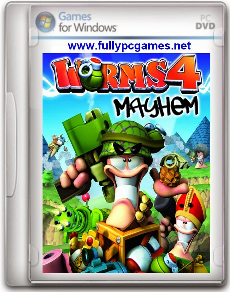 WORMS 4 FREE DOWNLOAD FULL VERSION