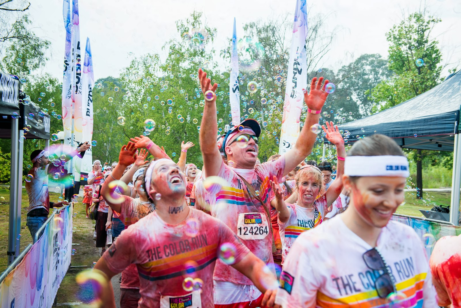 Colour Run Australia Color