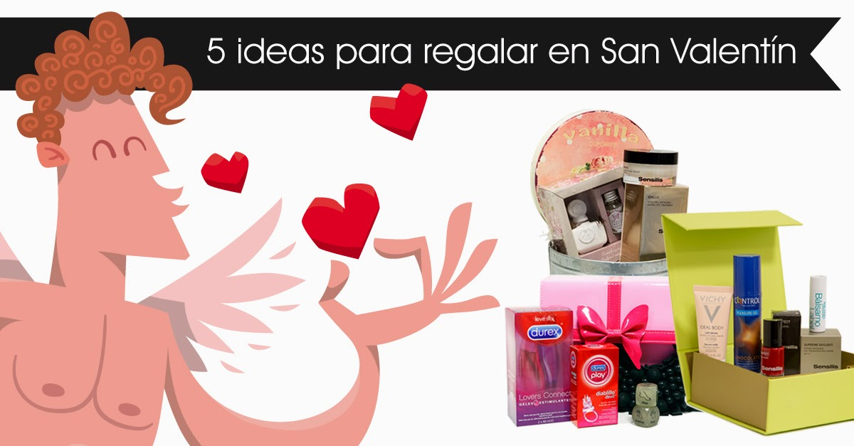 5 ideas para regalar en san valent n farmacia paco y - Ideas para regalar en san valentin ...