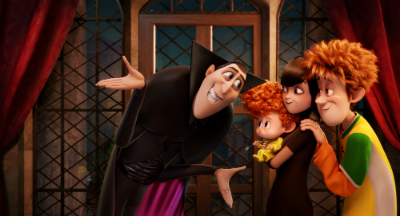 "Review of ""Hotel Transylvania 2"""