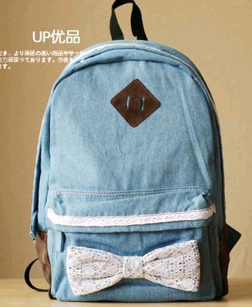 Cute backpacks AND tote bags for school ♡