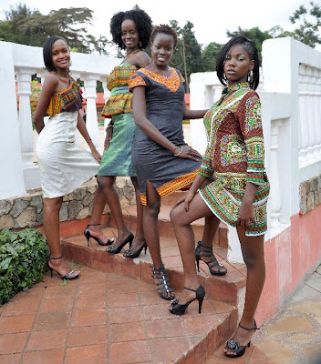 Miss World Kenya 2011 Finalists