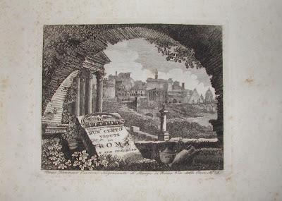 Num Cento Vedute di Roma