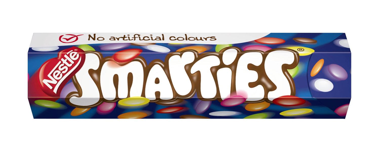 """NESTLE SMARTIES """"Classic"""" - 5 x 38 gr Smarties"""