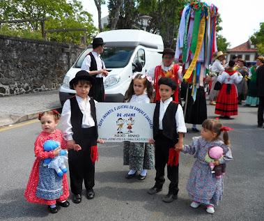 Festival de Folclore em Santa Marta de Portuzelo - Viana do Castelo