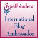 Spellbinders International Blog Amabassador