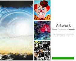 Samtpfotes Artwork