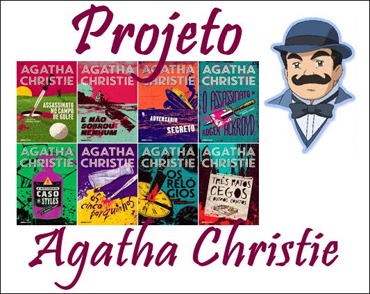 Projeto: Agatha Christie.