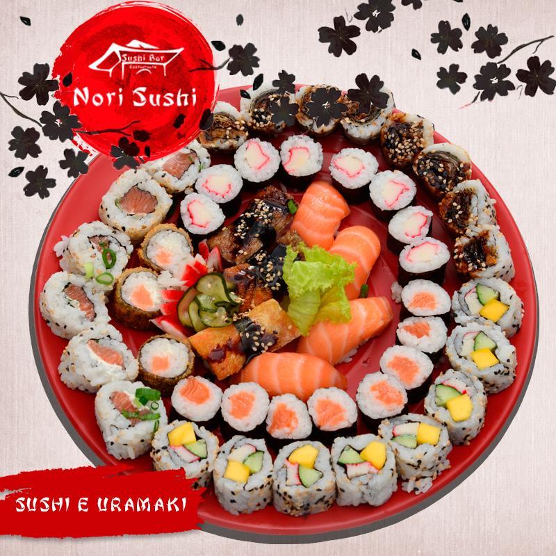 NORI SUSHI  (12)  3883-7906