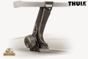 Thule 387 High Foot Rain Gutter Foot Pack