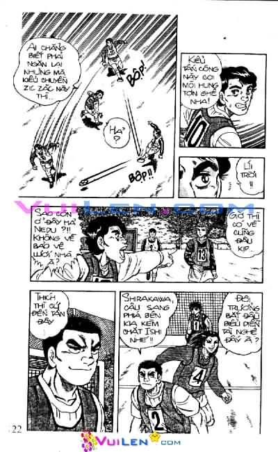 Jindodinho - Đường Dẫn Đến Khung Thành III  Tập 6 page 121 Congtruyen24h