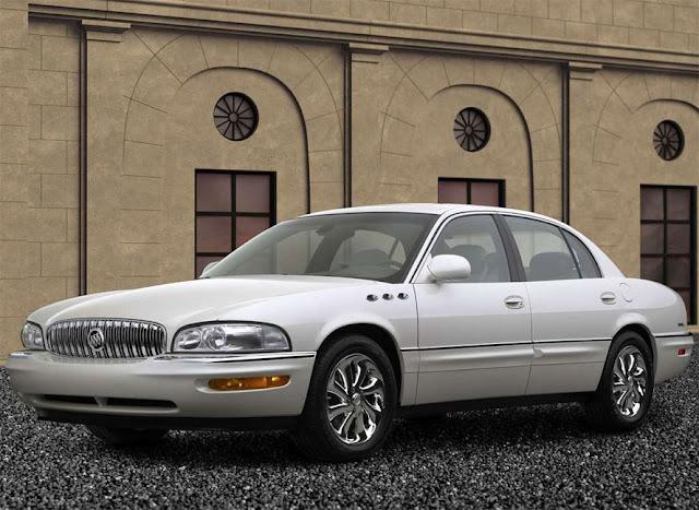 ビュイック・パークアベニュー第2世代 | Buick Park Avenue '97-05