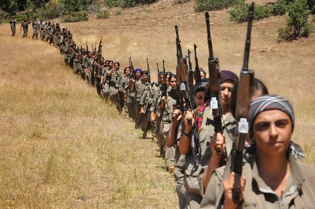 A prepararse para la guerra PKK-SIRIA%2B7
