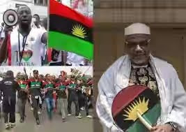 IPOB reacts to Nnamdi Kanu's removal as leader, Radio Biafra director
