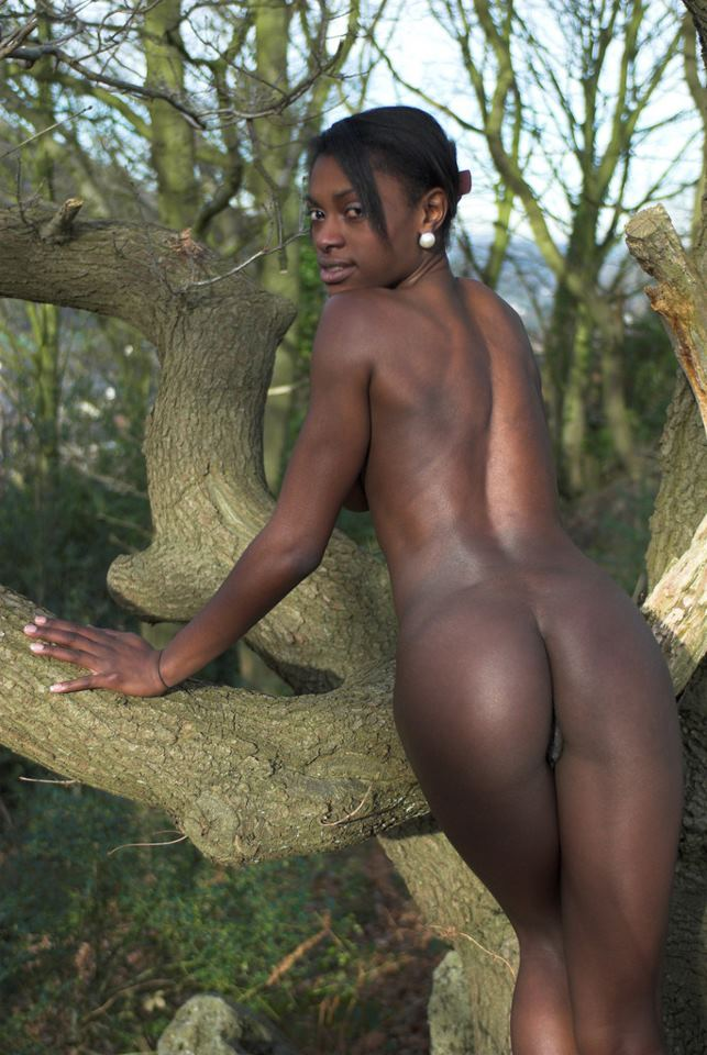 """nudist black women Video] Black Women Try """"Nude"""" Fashion and the Results are."""