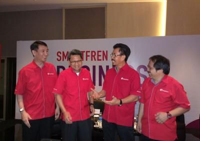Smartfren Umumkan Rencana Bisnis di 2014