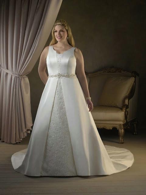 Maravillosos Vestidos de novias para Gorditas