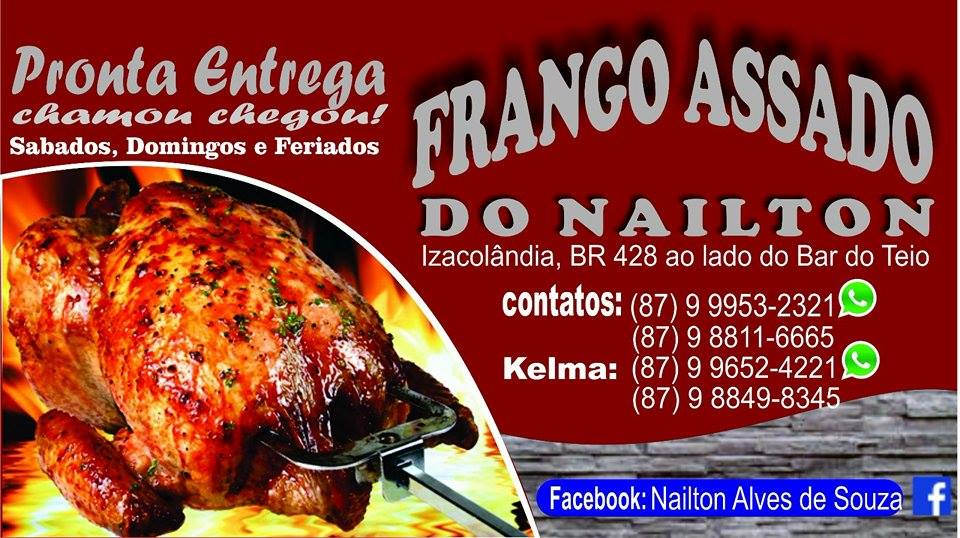 FRANGO ASSADO DO NAILTON