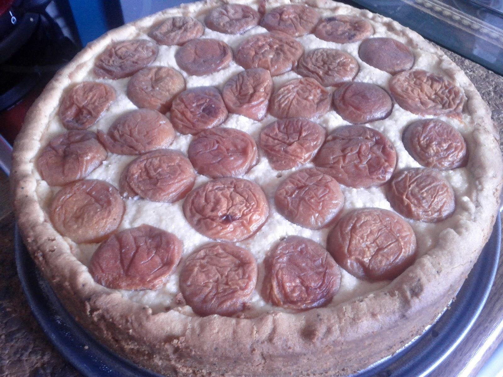 Den Kuchen im Rohr ca 50 60 Minuten backen Den Springformrand lösen und den Kuchen auskühlen lassen