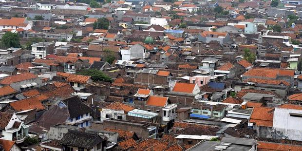 Jumlah Penduduk Kelurahan Duren Seribu Membengkak