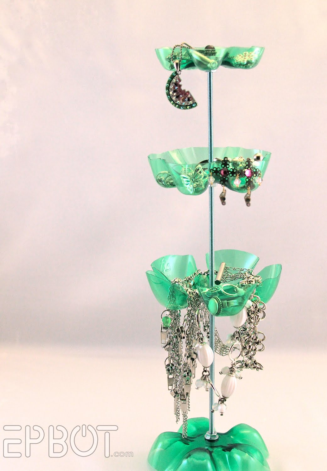 Epbot dew it yourself jewelry stand solutioingenieria Image collections