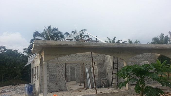 BINA RUMAH ATAS TANAH SENDIRI: Rumah Banglo setingkat keluasan 38 x 58