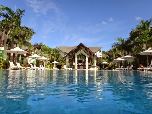 Laiya Beach Resort with Pool