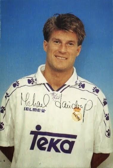 Laudrup va jugar al Real Madrid. També l'entrenarà?