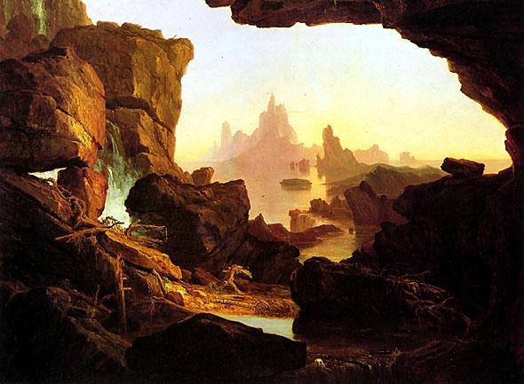 Vistas desde La Caverna