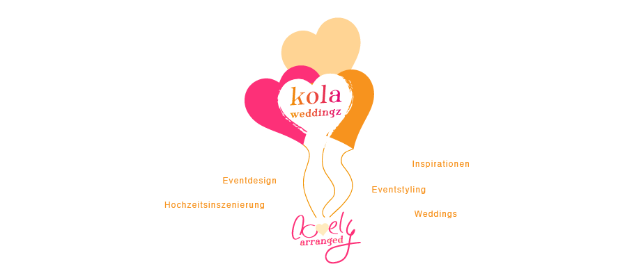 lovely arranged by kola weddingz