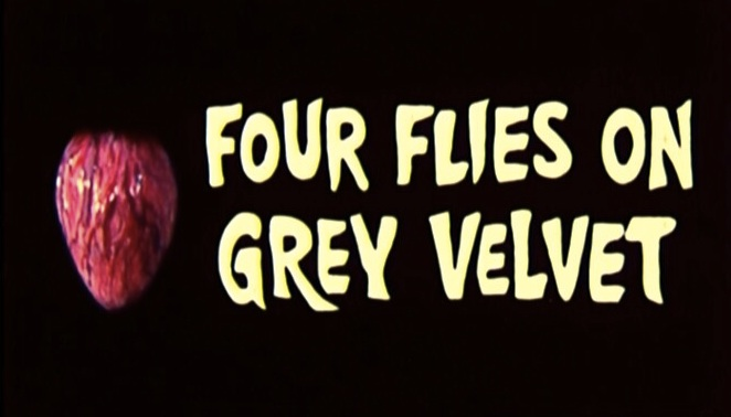 Four Flies On Grey Velvet