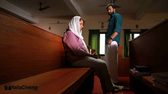 Prithviraj and Revathy in Molly Aunty Rocks