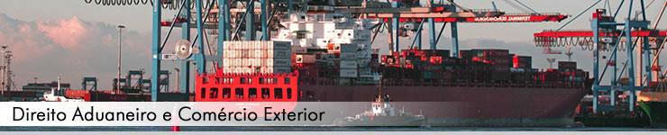 Direito Aduaneiro  e Comércio Exterior