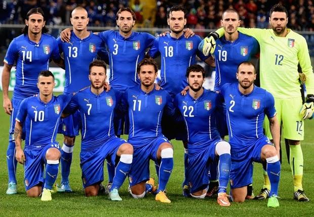 Italia Akan Menggelar Pertandingan Uji Coba Kontra Portugal