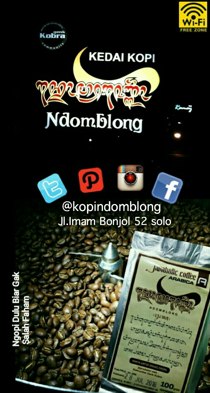 Kopi nDomblong
