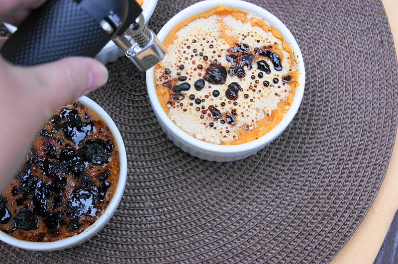 Brulee'd (or not) Maple-Mashed Sweet Potatoes - The Kitchen is My ...