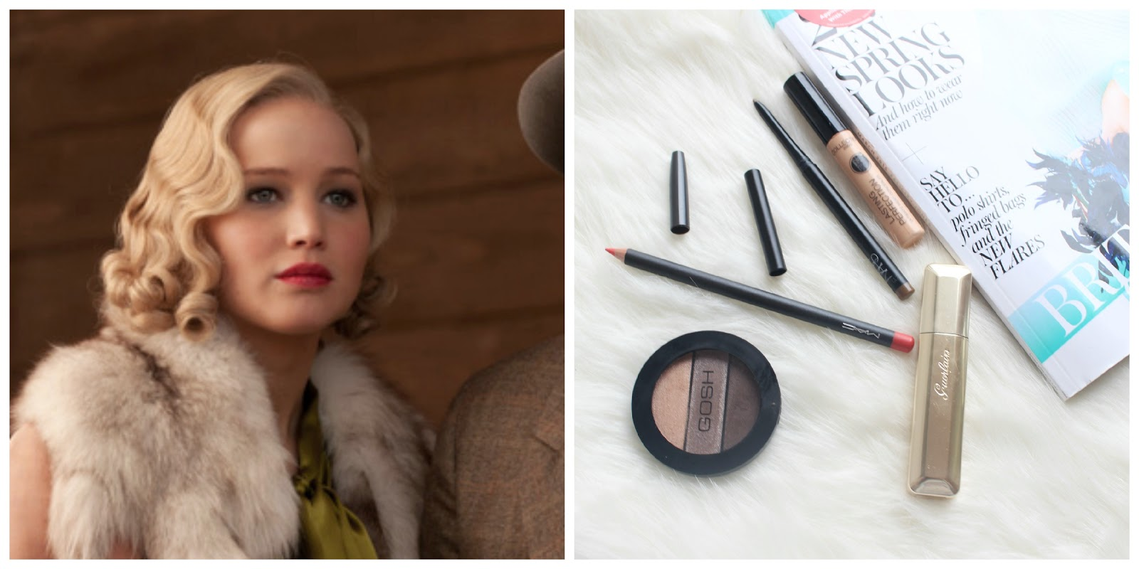Get the Look Jennifer Lawrence in Serena